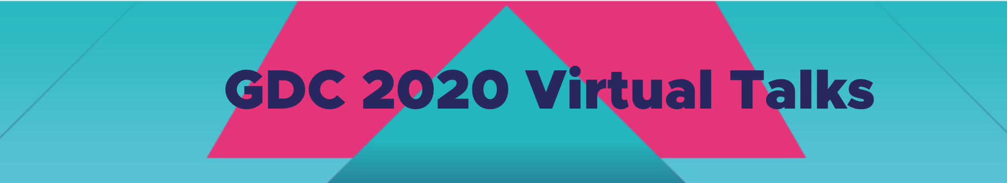 Virtual GDC 2020